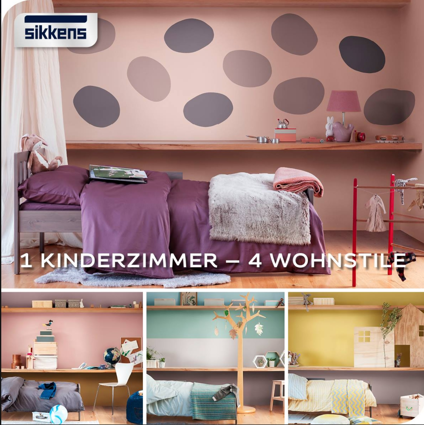 farben f r ihr kinderzimmer malerei lackner mondsee farben anstriche innen aussen. Black Bedroom Furniture Sets. Home Design Ideas